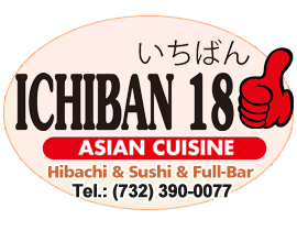Ichiban 18 Asian Restaurant, East Brunswick, NJ